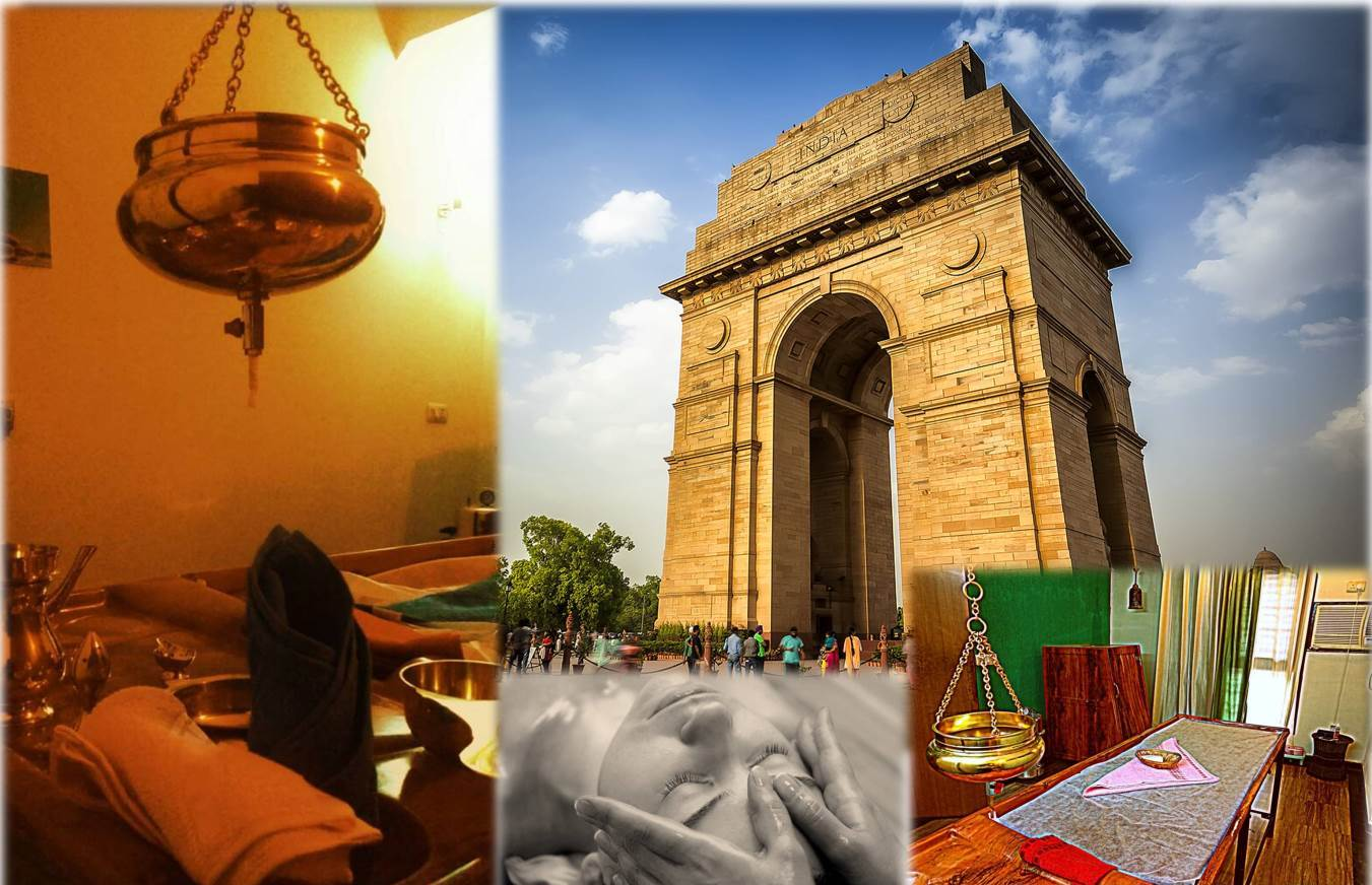 Ayurveda tourism package new delhi