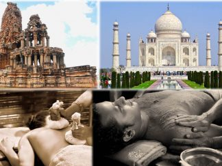Ayurveda tourism package delhi agra gwalior